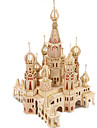 3D-puzzels / Legpuzzel / Modelbouwsets Kasteel / Beroemd gebouw / Huis DHZ Puinen Klassiek Kinderen Unisex Geschenk