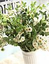 10 ramură Mătase Liliac Față de masă flori Flori artificiale