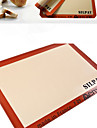 1 st. Bakning & Bakelsetillbehör Rektangulär Bröd Kaka Paj Pizza SilikonFastnar ej Bakning Verktyg Miljövänlig Hög kvalitet För