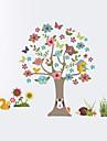 Animaux Botanique Mode Stickers muraux Autocollants avion Autocollants muraux decoratifs Autocollants de Mesure MaterielDecoration