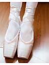 Pentru femei Pantofi de Balet Dantelă / Țesătură / Mătase Josi Antrenament Toc Drept Personalizabili Pantofi de dans Roz