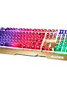 sade 104 taste usb port tastatura de iluminat cu iluminare cu cablu de 180 cm