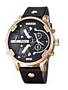 Bărbați Ceas Casual Ceas Sport Ceas Militar  Ceas Elegant  Ceas La Modă Ceas de Mână Ceas Brățară Chineză Quartz Calendar Punk Mare Dial