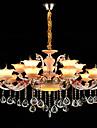 Traditionell/Klassisk Kristall Ministil Ljuskronor Xelogen & Krypton Till Inomhus Korridor affärer/caféer 110-120V 220-240V Glödlampa