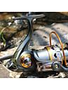 Reel Fishing Roulement Moulinet spinnerbaits 5.2:1 11 Roulements a billes EchangeablePeche en mer Peche d\'eau douce Bateau de peche /
