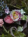 Dantelă Flori Rattan Pernuță inel Temă Grădină Temă Florală Temă Basme Tema rustic Tema Vintage