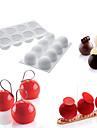 Bakeware verktyg Kiselgel Bakning Verktyg Vardagsanvändning Cake Moulds