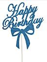 Aniversare / Zi de Naștere / Party / Seara / Petrecere de zi de nastere Material Hârtie Decoratiuni nunta Vacanță / Zi de Naștere /