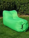 Sofa Gonflable Portable Confortable Nylon pour Camping / Randonnee Peche Exterieur Printemps Ete Automne