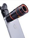Longsighted 8x lentile focale lentile cu lentilă inteligentă lentilă obiectiv de 0.63x unghi larg 15x macro ochi de pește pentru ochi