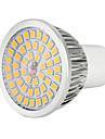 YWXLIGHT® 7W 600-700 lm GU10 LED-spotlights 48 lysdioder SMD 2835 Dekorativ Varmvit Kallvit Naturlig vit AC85-265