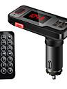 Bilar VBT69 V3.0 Bluetooth-set för bilen Bil Handsfree Fjärrkontroll FM Transmitters USB Port