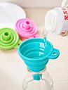 bomboane culoare acasă lungă gât pâlnie creativ bucătărie gadgets utilizare de zi cu zi 1pc