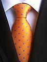 Bărbați Buline Birou De Bază Cravată