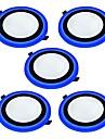 Lumini Panel Alb Natural Albastru LED 5 bc