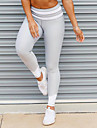 Pentru femei Bloc Culoare Dantelă Împletit Legging