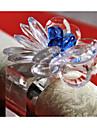 Mönstrad Servettring MaterialBröllop Dinner Decor Favör Heminredning Hotell Matbord Bröllopsfest dekoration Bröllop Bankett Juldekor