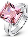Pentru femei Verighete Zirconiu Cubic Design Basic Iubire Sexy La modă Personalizat Cute Stil bijuterii de lux Clasic Elegant Zirconiu