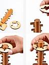 Lanț de chei din lemn