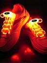HKV 1 piesă LED-uri de lumină de noapte Șireturi LED Roz Albastru Verde Alb RGB Baterie Decorativ