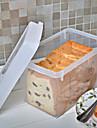 protecția mediului înconjurător plastic pâine proaspătă cutie de bucătărie depozitare