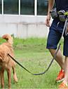 Pisici Câine Lese Mâinile Leash Free Formator Reflexiv Portabil Respirabil Ajustabile Mată Nailon Negru Gri Rosu