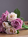 Konstgjorda blommor 1 Gren Nutida / Brudbuketter / Moderna Plantor Bordsblomma