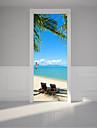 Faimos Peisaj #D Perete Postituri Autocolante perete plane 3D Acțibilduri de Perete 3D, Hârtie Pagina de decorare de perete Decal Perete