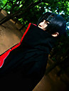 Naruto Itachi Uchiha Men\'s 32 inch Heat Resistant Fiber Black Anime Cosplay Wigs