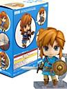 Anime de acțiune Figurile Inspirat de The Legend of Zelda Legătură PVC 10 CM Model de Jucarii păpușă de jucărie