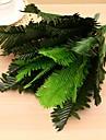 1 Gren Plast Annat Annat Plantor Bordsblomma Konstgjorda blommor