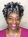 ブレイズヘア ケンジー・カール ツイスト三つ編み 100%カネカロン髪 1パック 髪の三つ編み ショート アフリカンブレイズ / アフリカの編み物