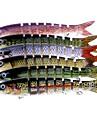 1 pcs Kunstaas Vast Aas Muovi Drijven Zeevissen Vliegvissen Aas Uitzoeken / Schuddend Vissen / Vissen Met Aas / Algemeen Vissenalgemeen / Slepend- & Bootvissen