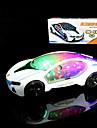 LED-belysning Racerbil Semester Klassisker Tema Andra Fordon Födelsedag Belysning Motoriserad Elektrisk Ny Design Barn Present