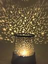 Luminile de noapte ale stelelor / Lumina stelelor / Iluminat LED Αστέρι / Galaxie Plastic Fete Cadou 1 pcs