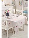 Inimă Fețe de masă Material Decorațiuni pentru locul nunții