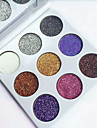 1ks glitters single oční stín diamant duha make up