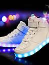 Bărbați Pantofi PU Toamnă Iarnă Pantofi Usori Adidași LED Pentru Casual Party & Seară Alb Negru Rosu