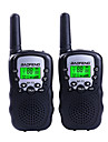 baofeng t3 mini walkie talkie radio copii 0.5w 8 / 22ch lcd afișaj radio amator cu două sensuri