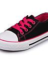 Fete Pantofi Pânză Iarnă Toamnă Confortabili Adidași pentru Casual Alb Negru Mov Fucsia Rosu