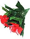 1 Gren Plast Annat Bordsblomma Konstgjorda blommor