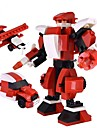 Robot Jouets Concu special Soulage ADD, TDAH, Anxiete, Autisme Interaction parent-enfant Transformable Plastique souple Theme classique
