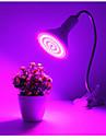 1 buc 25W 1700lm E26 / E27 Lampă de creștere 260 LED-uri de margele SMD 5730 Decorativ Albastru Roșu 85-265V