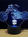 1set LED-uri de lumină de noapte Atinge 7-Color Alimentat USB Stres și anxietate relief Lumina decorativă Cu port USB Schimbare - Culoare