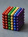 216 pcs 5mm Jucării Magnet bile magnetice / Lego / Magnet Neodymium Magnet Adulți Cadou