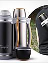 Drinkware Stainless Steel Vacuum Cup Heat Retaining 2pcs