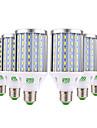 YWXLIGHT® 6pcs 35W 3500lm E26 / E27 Ampoules Mais LED 108 Perles LED SMD 5730 Decorative Blanc Chaud Blanc Froid Blanc Naturel 85-265V