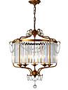 LightMyself™ Ljuskronor Hängande lampor Glödande - Kristall, Chic och modern Traditionell / Klassisk, 110-120V 220-240V Glödlampa inte