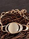 Pentru femei Brățară - Dulce Brățări Bijuterii Auriu Pentru Petrecere Cadou