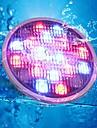 Undervattensglödlampa Bimbar Vattentät Dekorativ Utomhusbelysning RGB DC 12 V